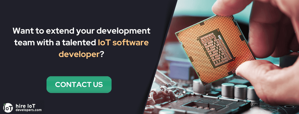hire iot software developer remotely